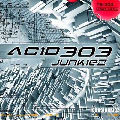 Product picture Acid303 Junkiez - ACID/Wave, Apple, Rex2, MIDI